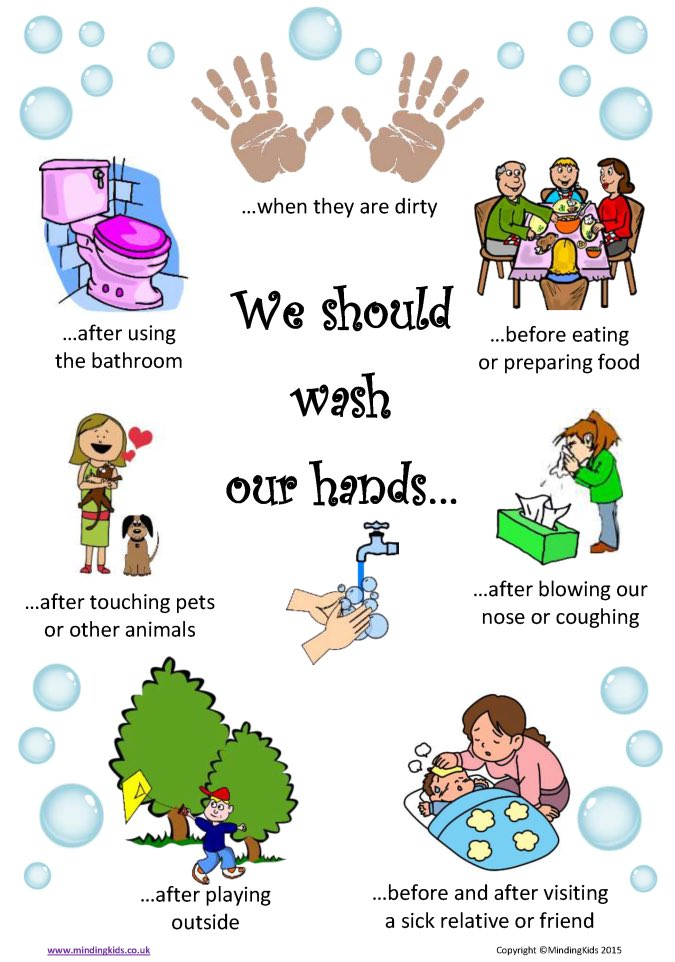 Childcare Department On Twitter Quot Hand Washing Top Tips