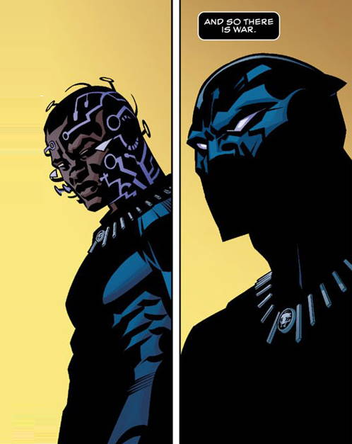 Image result for black panther stelfreeze