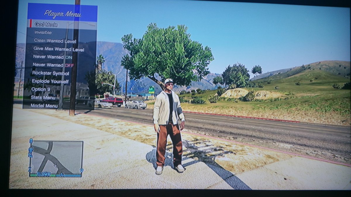 Mod Menu Gta 5 Ps3
