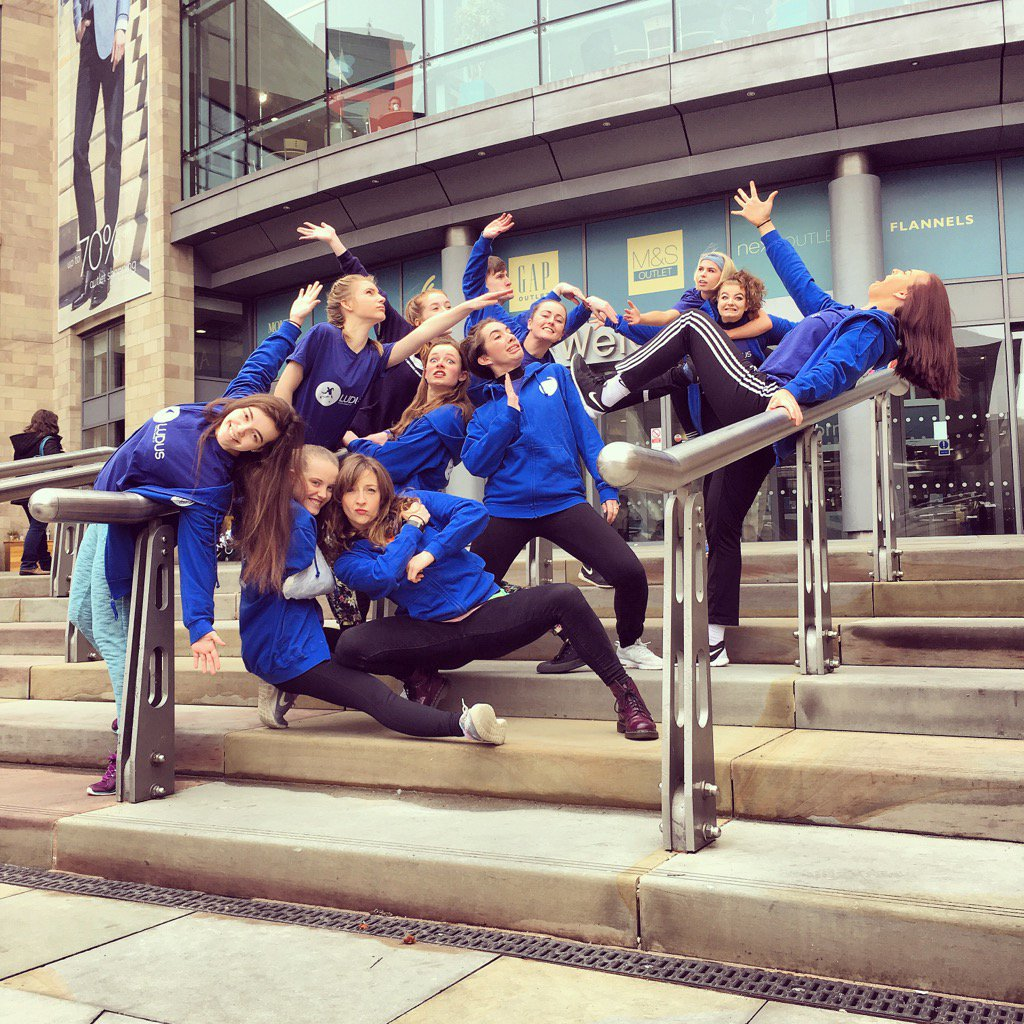 @The_Lowry @NorthWestDance @LudusYouth_Co @ludusdance #UDanceAnywhere #LYDC https://t.co/zX5dlSvPIy