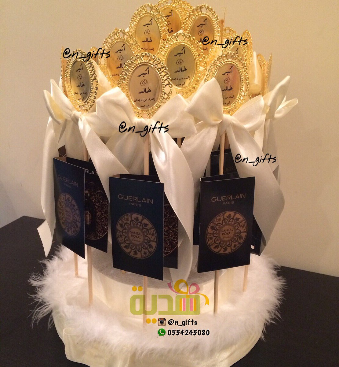 هدية للتوزيعات N Gifts تويتر