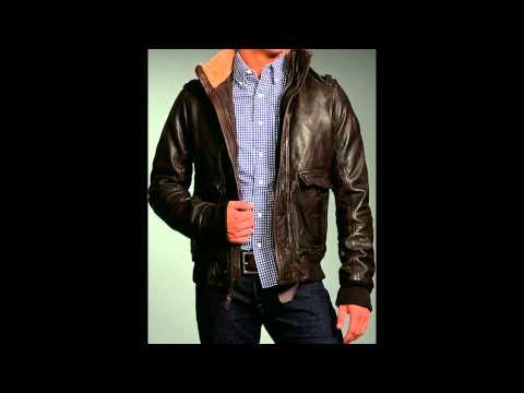 кожаные куртки мужские где выбрать в москве недорого весна осень