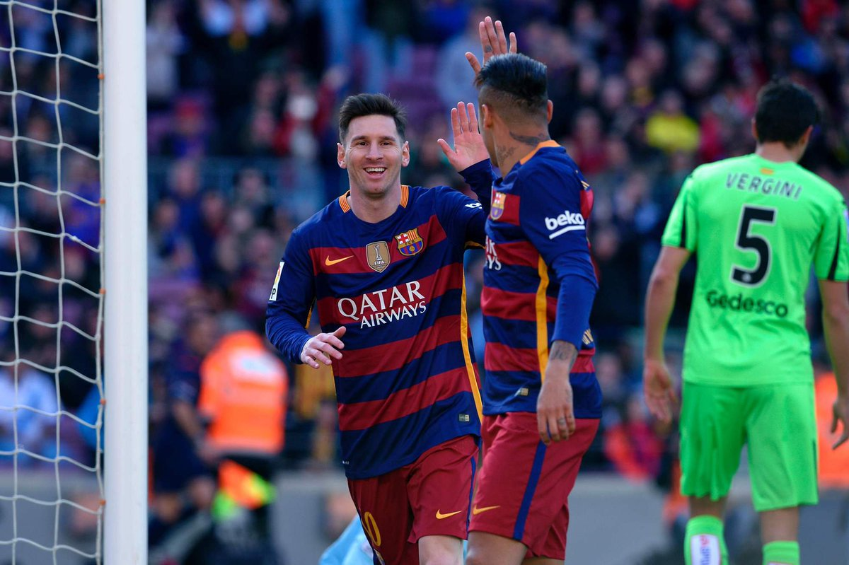 Video: Barcelona vs Getafe