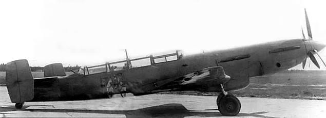 Bolkhovitinov S(ソ連) アスペクト比ミスった訳じゃないです、こういう機体なんです。 高速爆撃機で、二重反転プロペラ(エンジン2基を直列配置)+爆弾槽なんてしたら、こんな長くなってしまった。視界はもちろん悪い。