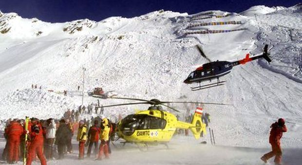 Tragedia in Valle Aurina: valanga di neve provoca morte tra gli sciatori