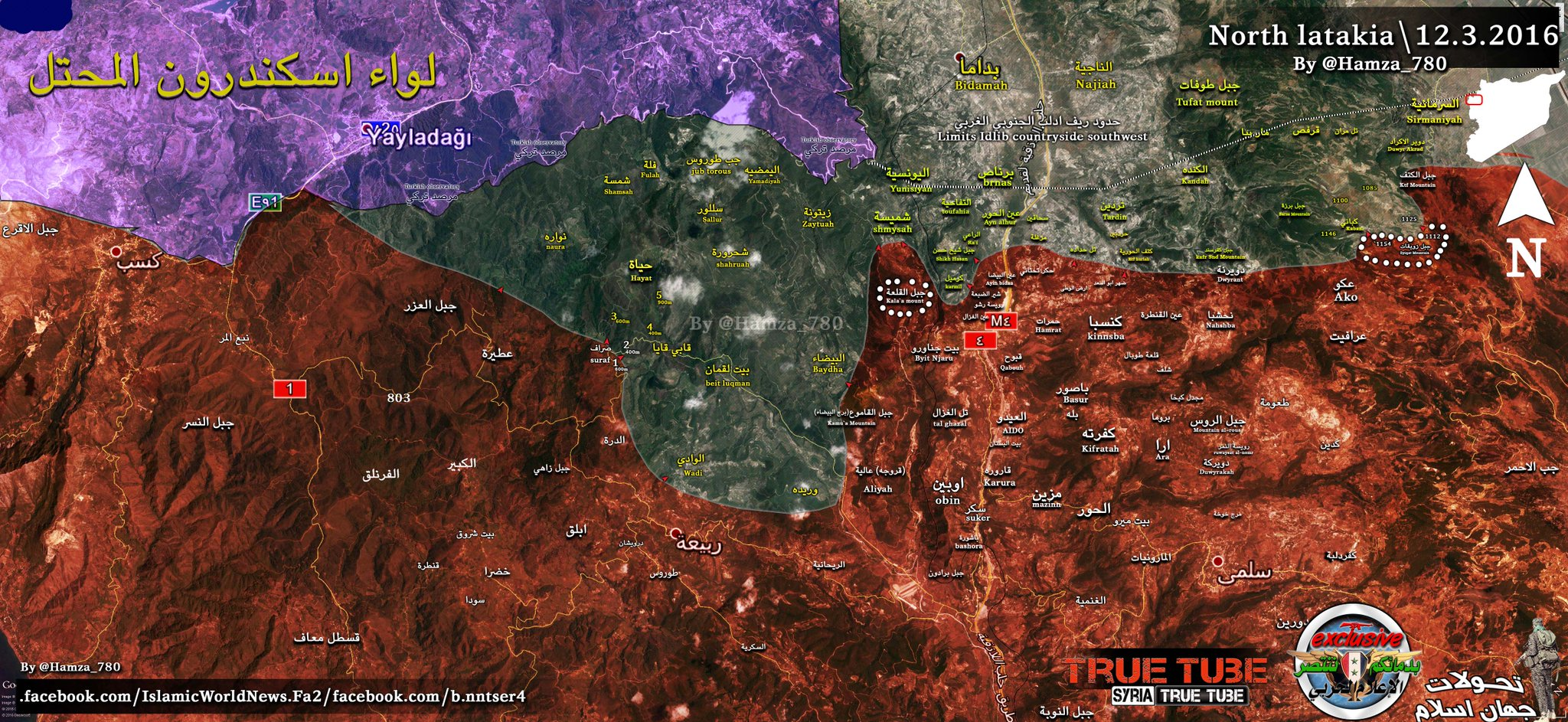 Syrian Civil War: News #7 - Page 6 CdWa85AXIAArY_g