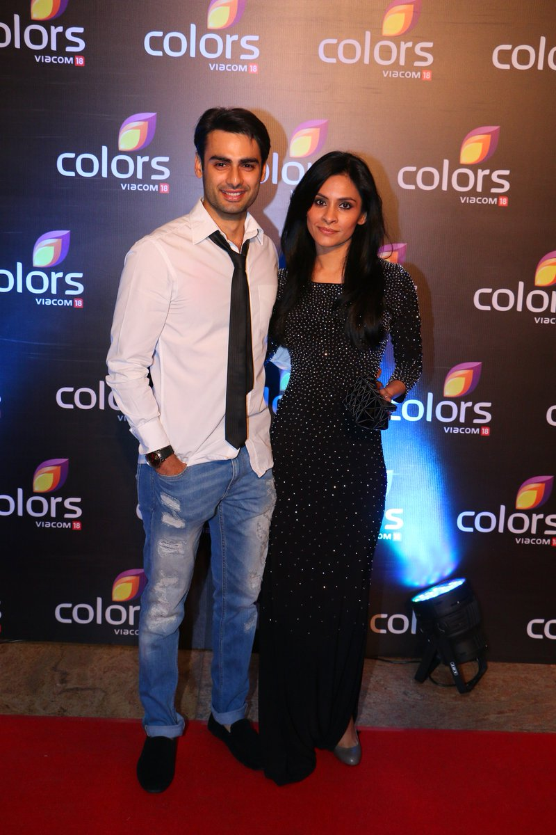 Swaragini's Sanskaar aka Varun Kapoor at Colors Party 2016 Image,Photo