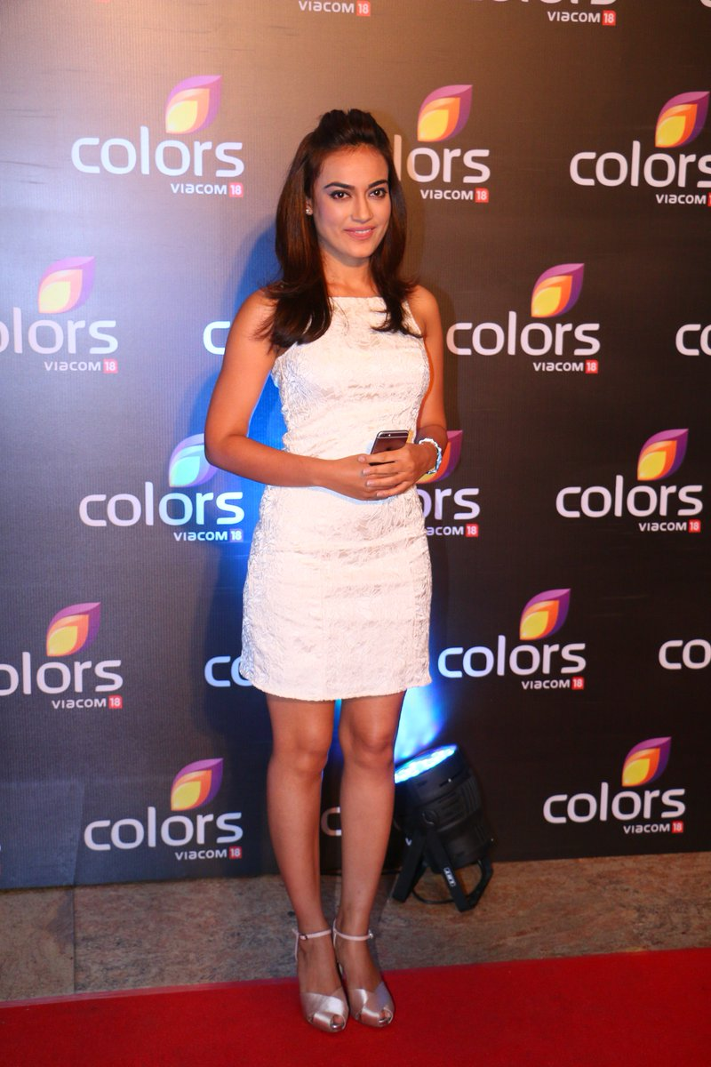 Surbhi Jyoti at Colors Party 2016 Image - Latest Photo