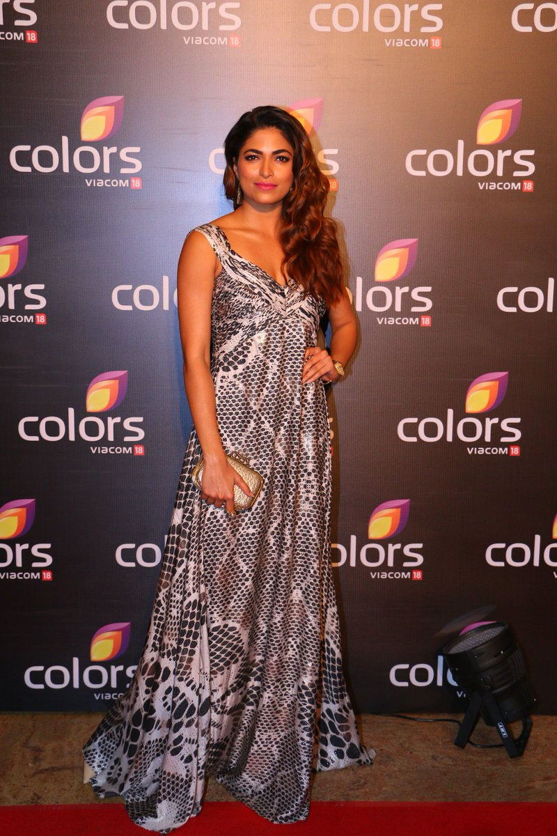 Parvathy Omanakuttan aka Paro at Colors Annual Party 2016 Image - Latest Picture