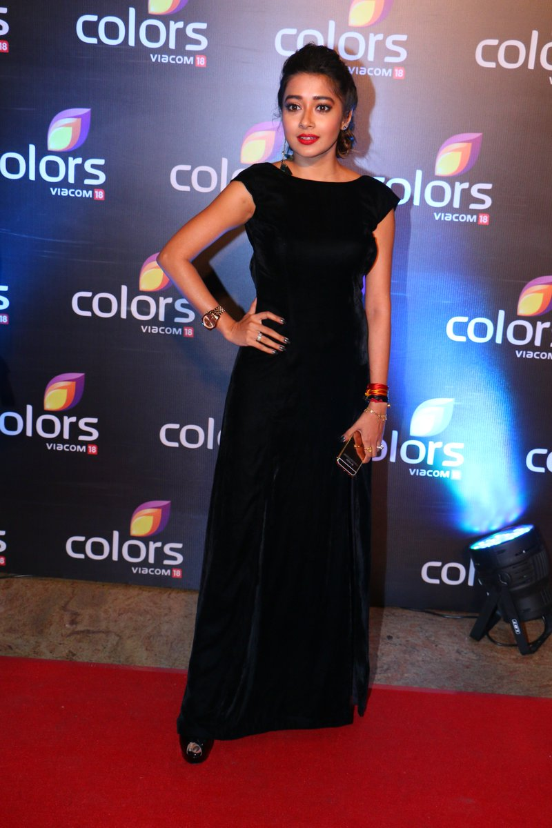 Tina Dutta at Colors Annual Party 2016 Image-Photo