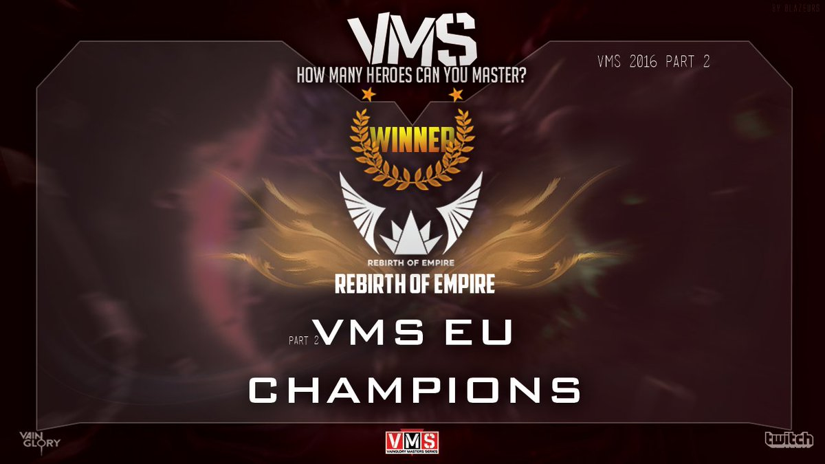 VMS Challengers (@VMSChallengers) | Twitter