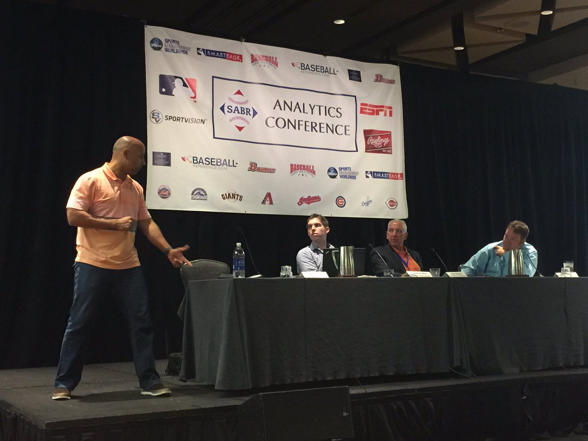Thumbnail for 2016 SABR Analytics Conference-Saturday