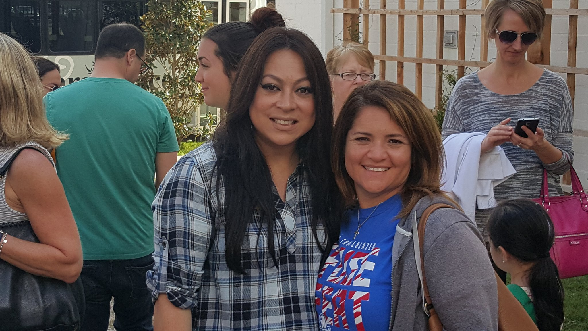 Linda gutierrez on twitter with joanna gaines sister for Does chip carter gaines have siblings