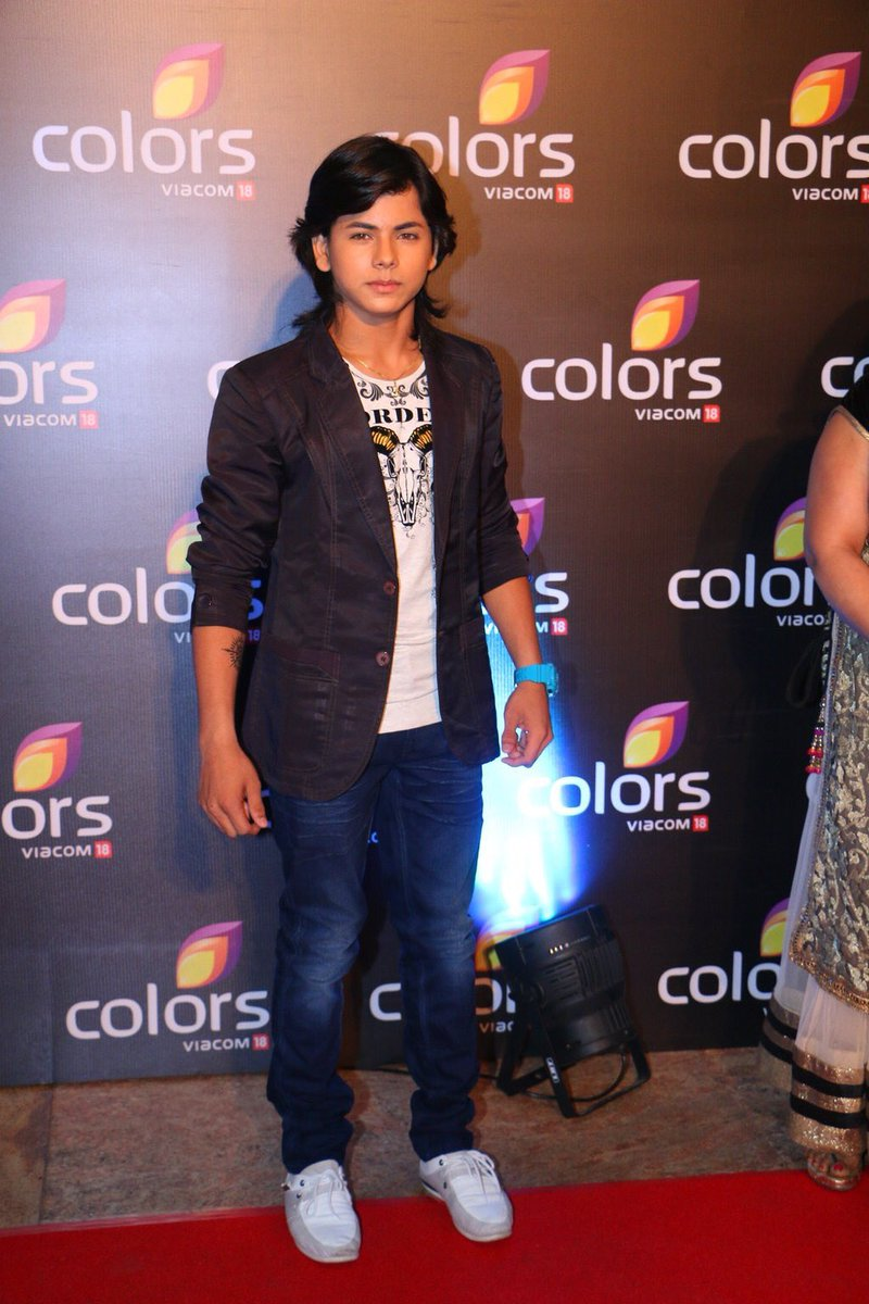 Siddharth Nigam aka Ashoka of Chakravartin Ashoka Samrat at Colors Party 2016 Image-Photo