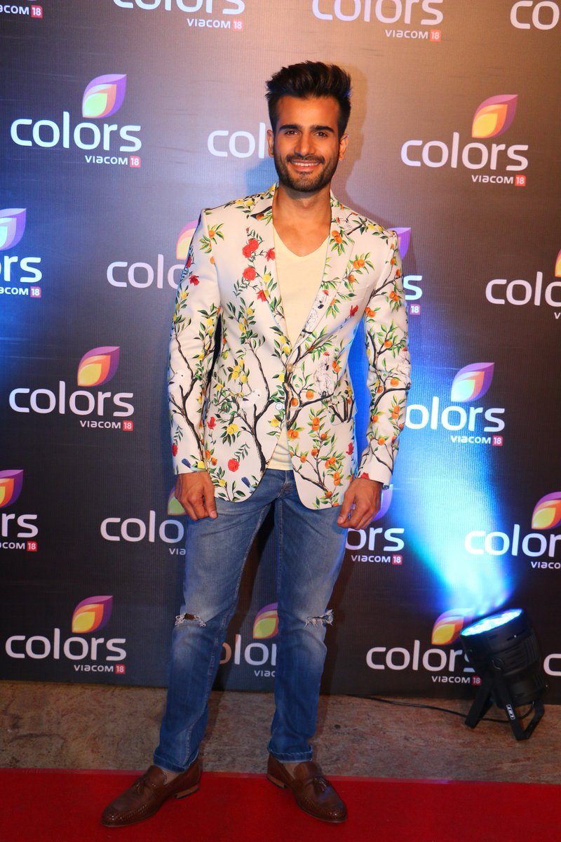 Karan Tacker at Colors Annual Party 2016 Image-Photo