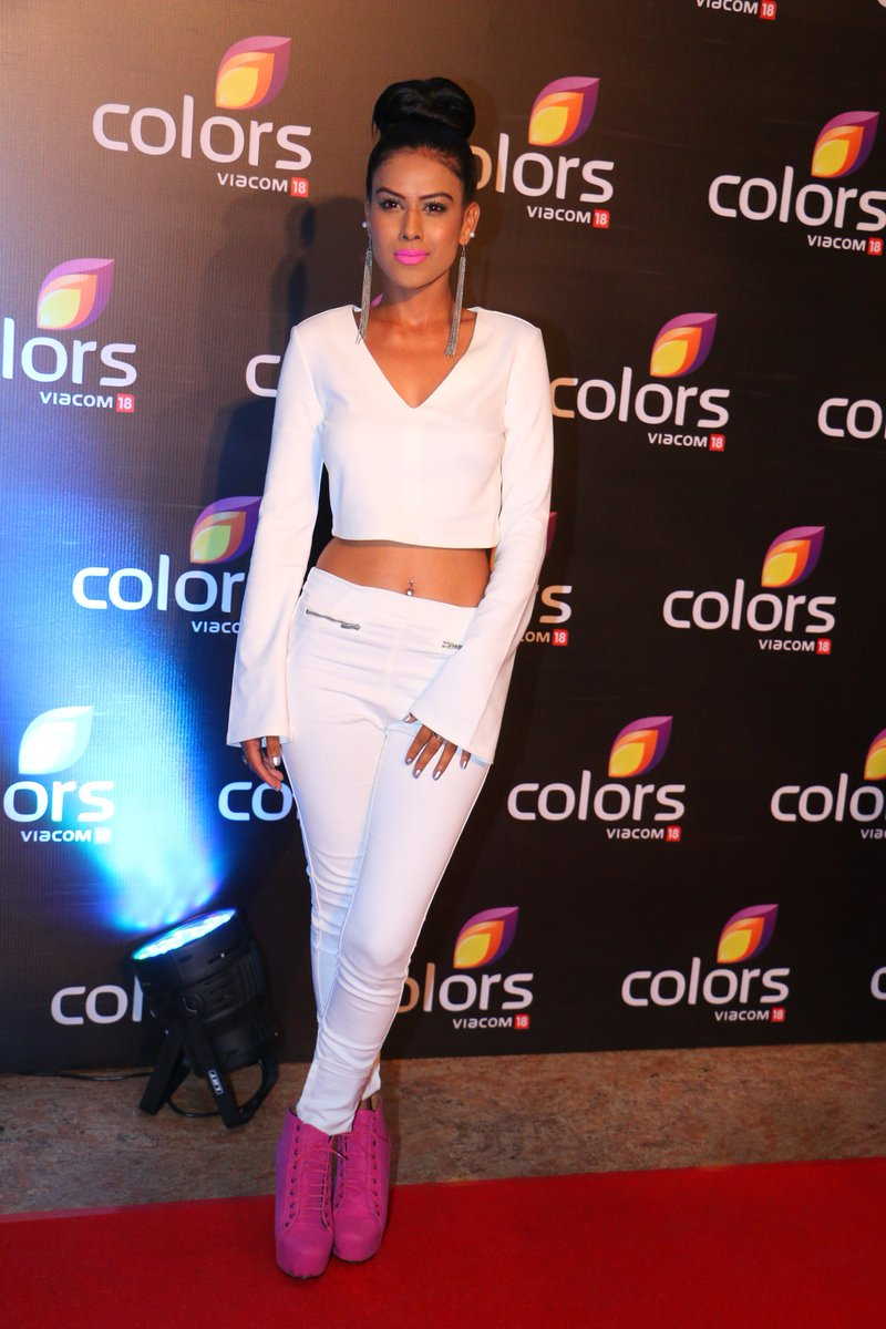 Nia Sharma at Colors Annual party Image, latest Picture