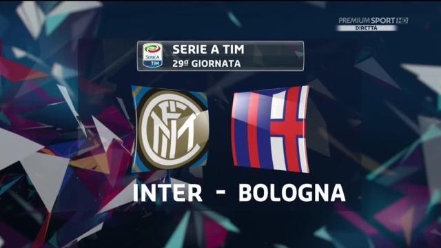 INTER BOLOGNA Streaming, vedere Diretta Calcio Gratis Oggi in TV