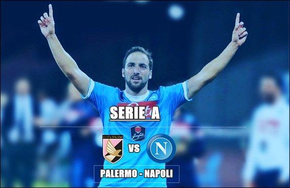 PALERMO-NAPOLI Streaming Rojadirecta: Diretta Calcio orario TV, Formazioni Statistiche e Ultime Notizie oggi 13 marzo 2016