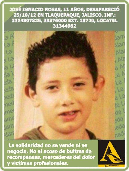 #Tebuscamos José Ignacio Rosas, 13 años, 25/10/12 #Tlaquepaque #Jalisco 38376000 ext. 18720 @genaroHita @_mgonza https://t.co/AquBNM45vK