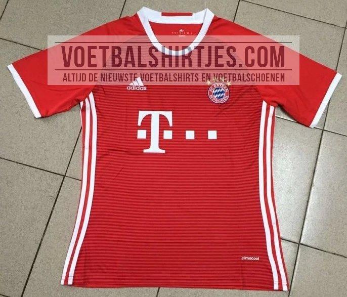 iMiaSanMia  BayernSphera  BavariaQ8  Bayern  München 16 17 Kits Leaked  http   www.voetbalshirtjes.com bayern-munchen-uitshirt-2017  … 70140686c