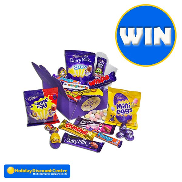 "@holiday_centre  Follow & RT ""Eggcellent HDC #Giveaway"" for a chance to #WIN our yummy #Easter bundle! #comp https://t.co/aP0mJMIvkP"