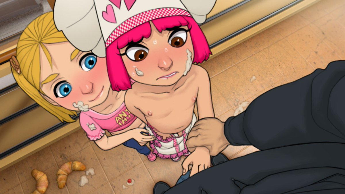 chopper with naked girl