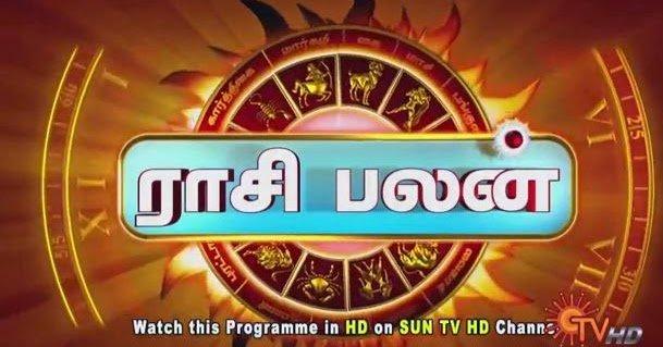 Today Rasi Palan In Tamil Sun Tv Gastronomia Y Viajes