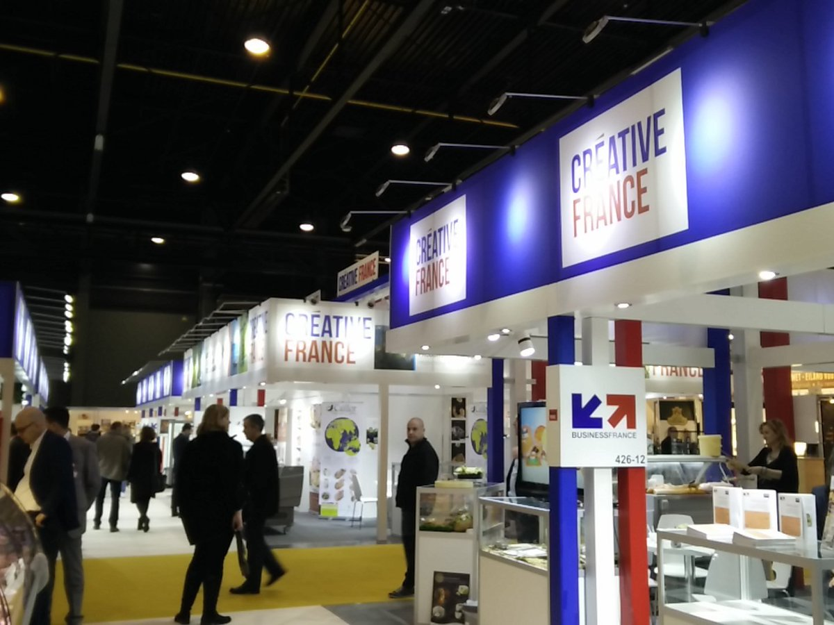 Pavillon France - Creative France #franceTAVOLA https://t.co/E8ZRdcExWO