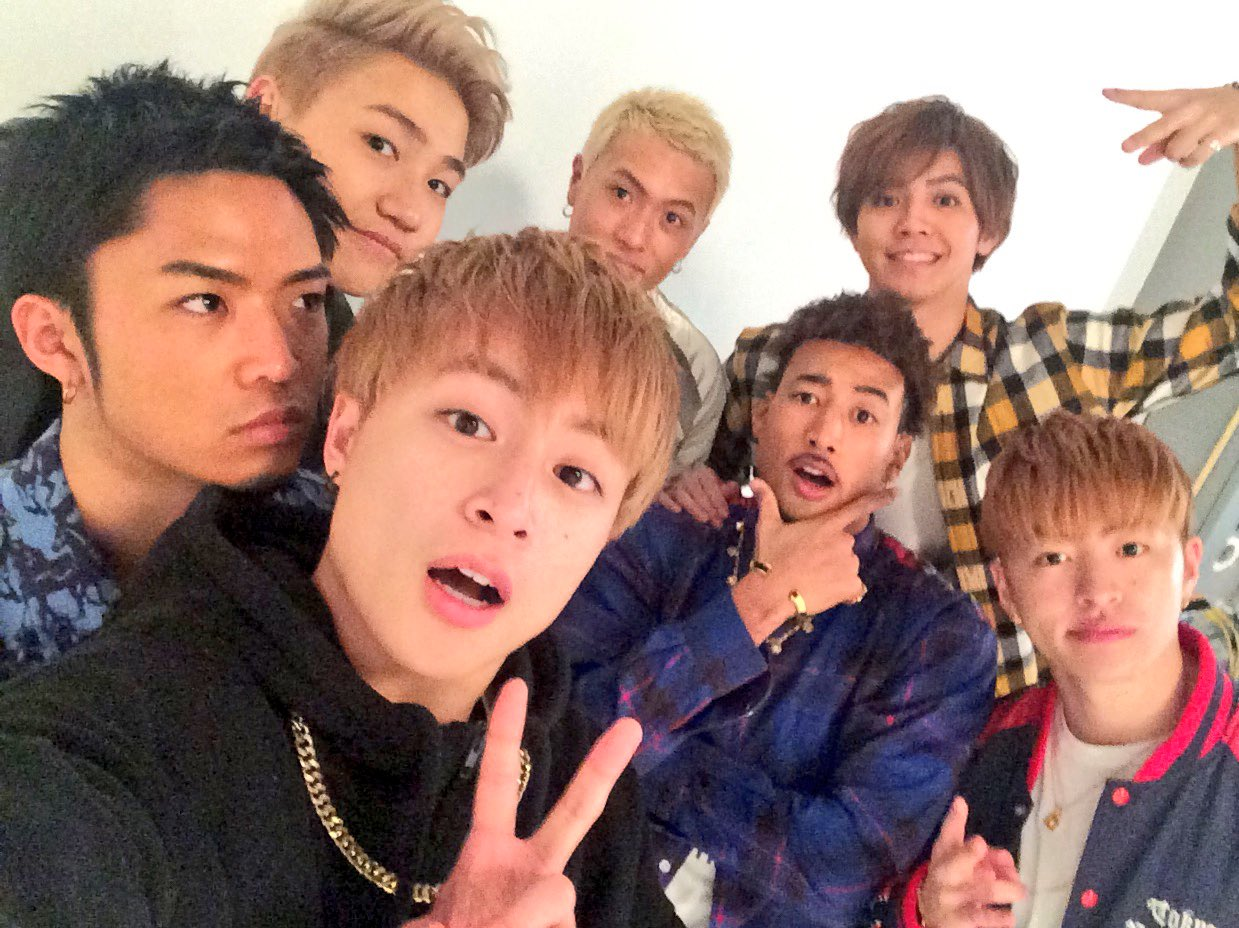 """steady. on Twitter: """"steady.4月号にGENERATIONS from EXILE ..."""