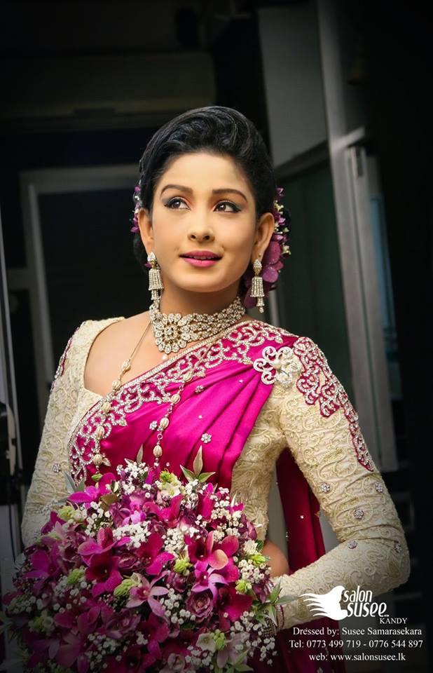 How To Do Kandyan Bridal Makeup : Salon Susee (@SalonSuseeKandy) Twitter