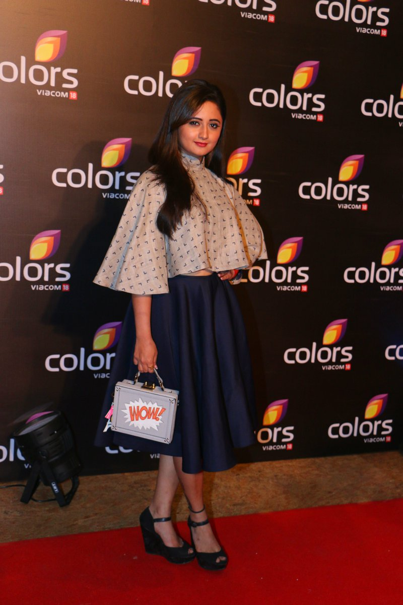 Rashami Desai at Colors Party 2016 Image-Picture