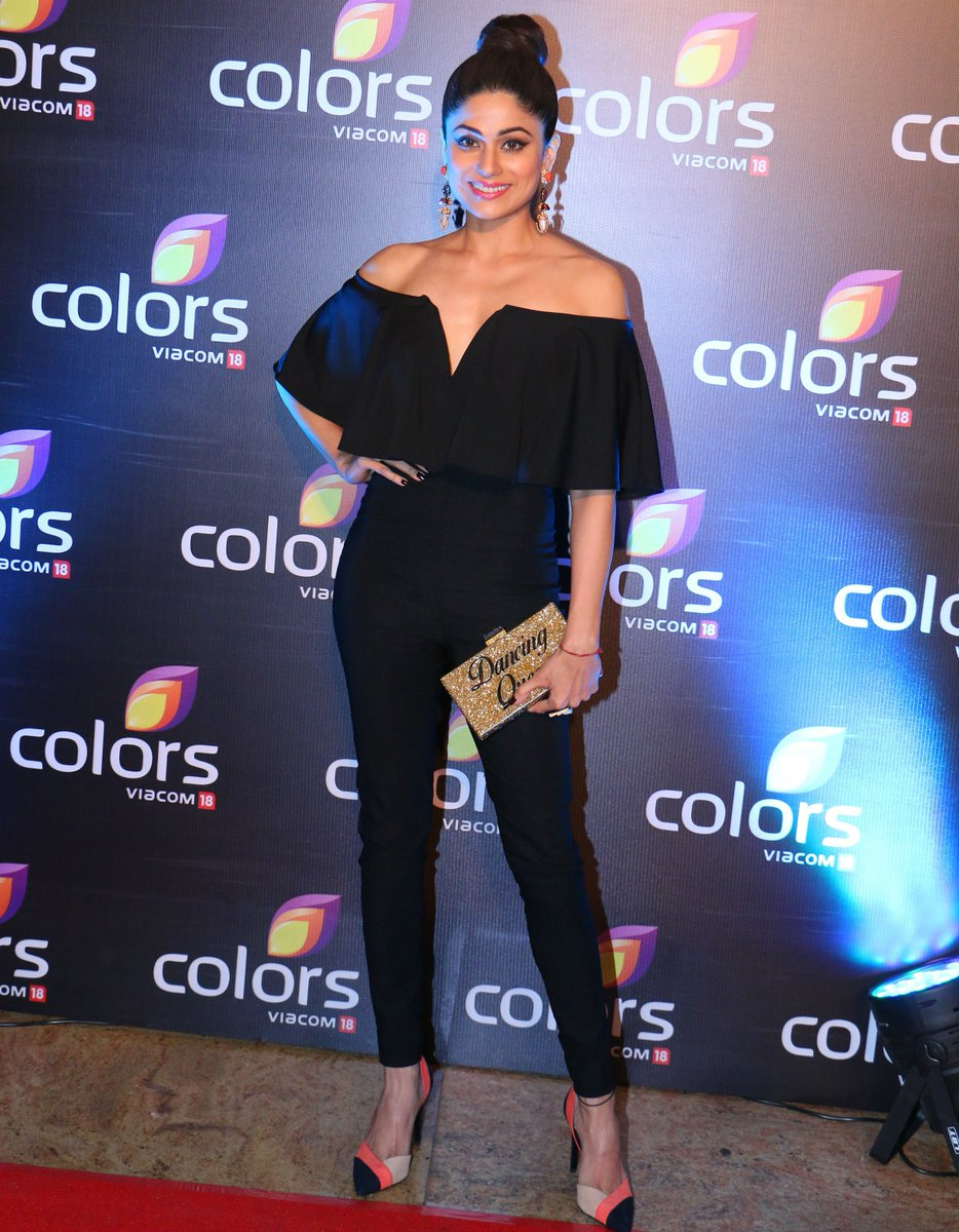 Shamita Shetty at Colors Annual Party 2016 Image-Photo