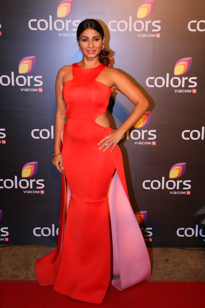 Tanishaa Mukerji at Colors Party 2016 Image-Picture