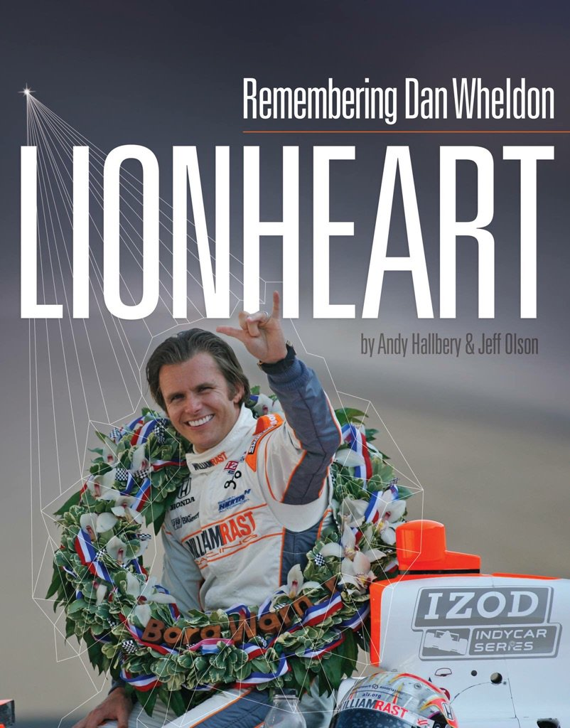 We are thrilled to announce the Lionheart - Remembering Dan Wheldon book. Great s.... https://t.co/vx9i2mNOzB https://t.co/lJJEexZF3W