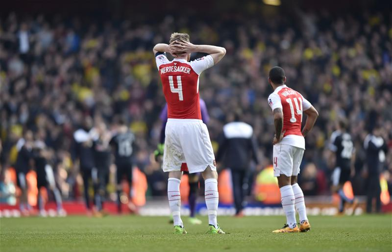 Video: Arsenal vs Watford