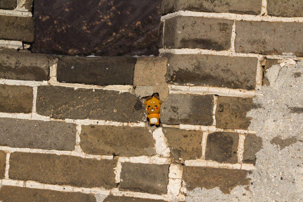Day 214 - #Pékin : La #muraille de Chine #GreatWall #Chine  http:// thedailypic.net/asie/day-214-p ekin-la-muraille-de-chine/ &nbsp; … <br>http://pic.twitter.com/gjlB5h28VS