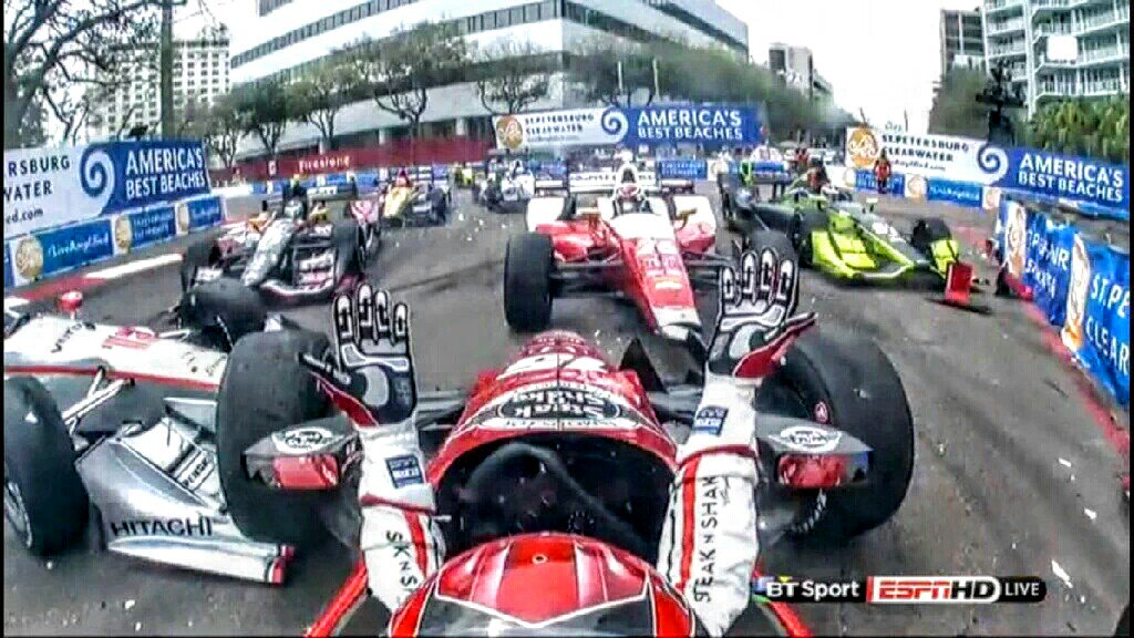 """""""Everything the light touches... Is our kingdom"""". - @GrahamRahal @RLLracing #IndyCar @GPSTPETE https://t.co/ZLuh8vOmLW"""