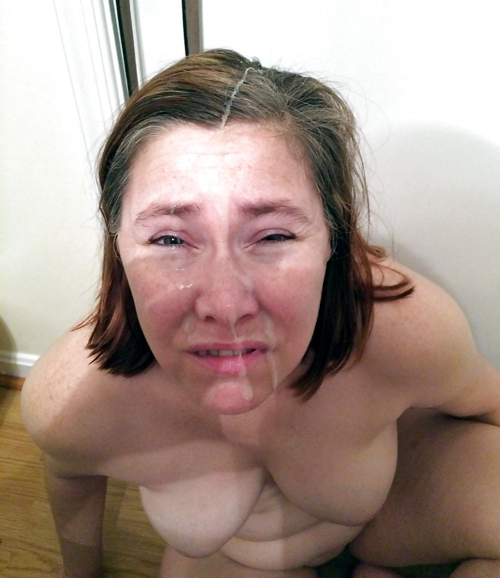 Cum on this milf