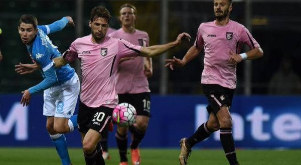 Palermo Napoli Video Gol Highlights