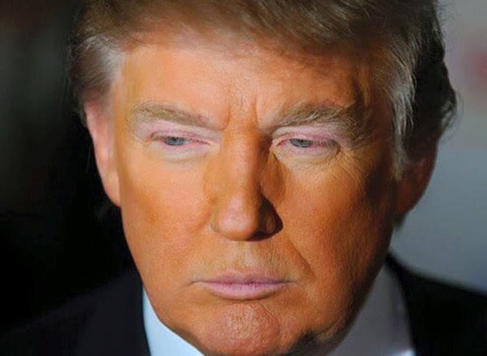Después del primer presidente negro, no creo que Estados Unidos esté preparada para el primer presidente naranja
