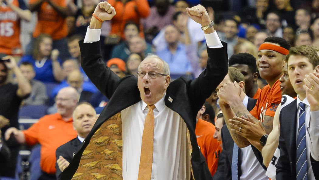 Syracuse is Going Dancing, Orange Earn Ten Seed in NCAA Tournament https://t.co/MT9Y5BMc8U https://t.co/0wNhiTVmYI