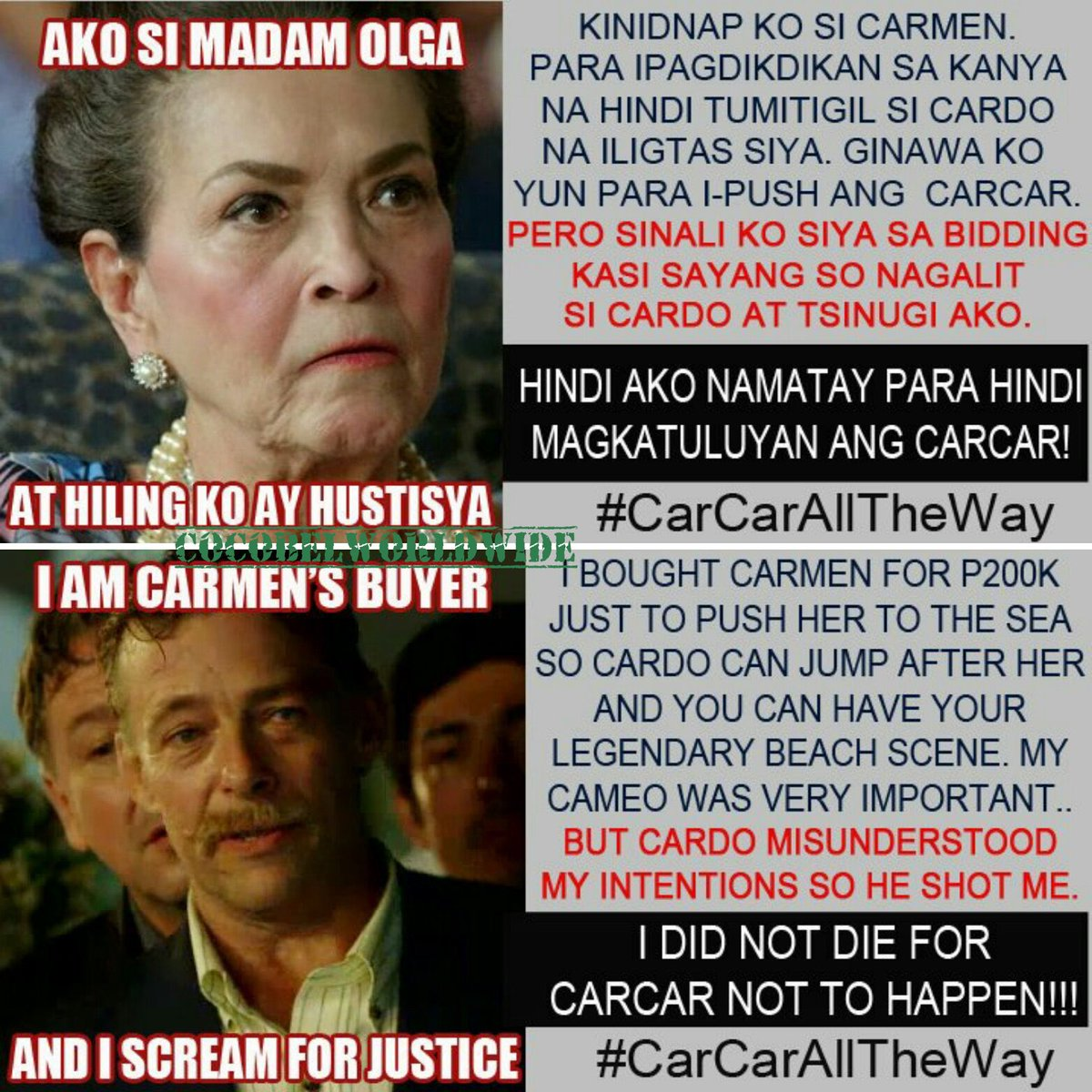 Justice For The Guest Stars Yan Niyo Po Ng Purpose Pagkawala Nila Hustisya Lol Hiness Carmenpic Twitter Wgq0jfwacs
