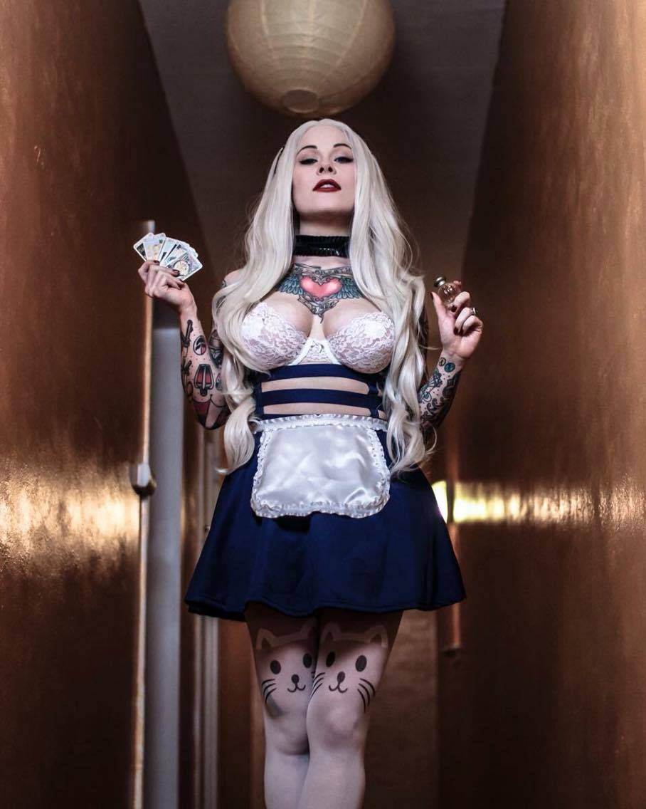 Meow! RT @ClubBarSinister THIS SAT MARCH 19 HOLLYWOOD ALICE in WONDERLAND BALL Hosted by @KentKaliber @MeowMistiDawn https://t.co/H4C4aFGa3K