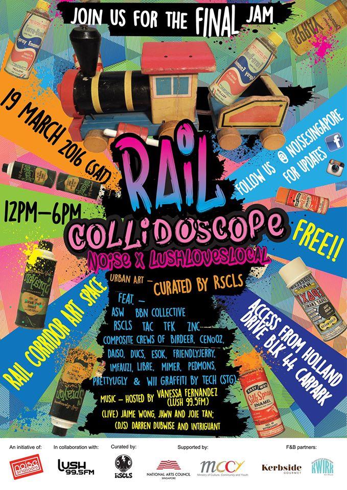 The good folks @NoiseSingapore & @Lush995fm to present Rail Collidoscope   http://www. bandwagon.asia/gigs/rail-coll idoscope-presented-by-noise-x-lushloveslocal  … <br>http://pic.twitter.com/NSz57LuuXD