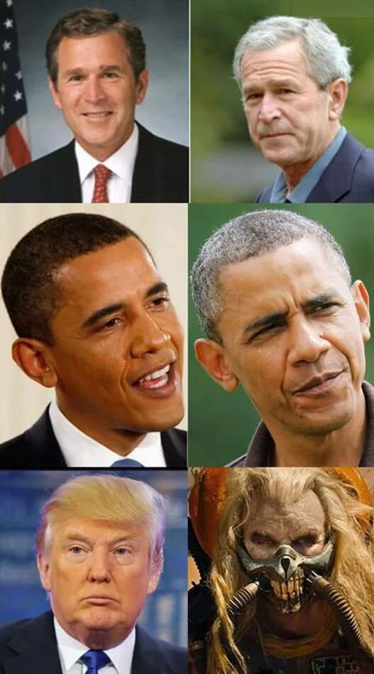 Американские президенты после 8 лет работы https://t.co/ptBJWMsqJS
