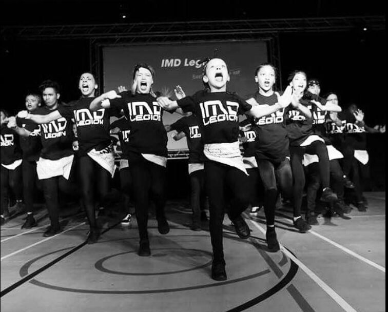 #DANCERS u can book @IMDLegion's #HipHop class Fri4.30 @MOVEITSHOW till midnight @ https://t.co/l0g3bEKvZ2 #MoveIt