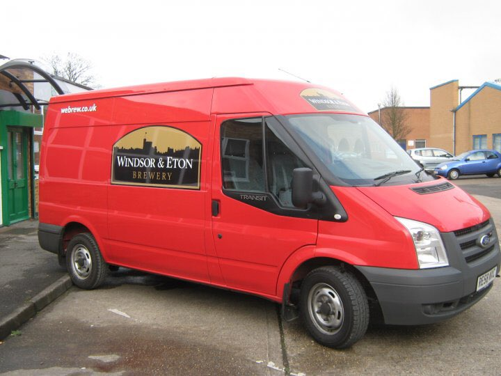 HELP! Our red van and contents were stolen 5am today. If you see it please call us or police https://t.co/JpjOWjYgYu