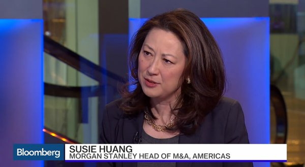 Susie Huang : Morgan Stanley Susie Huang volume | Scoopnest
