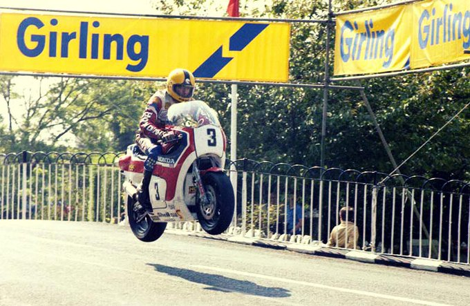 Today would have been Joey Dunlop\s 65th Birthday. Happy Birthday Joey, we will always remember you