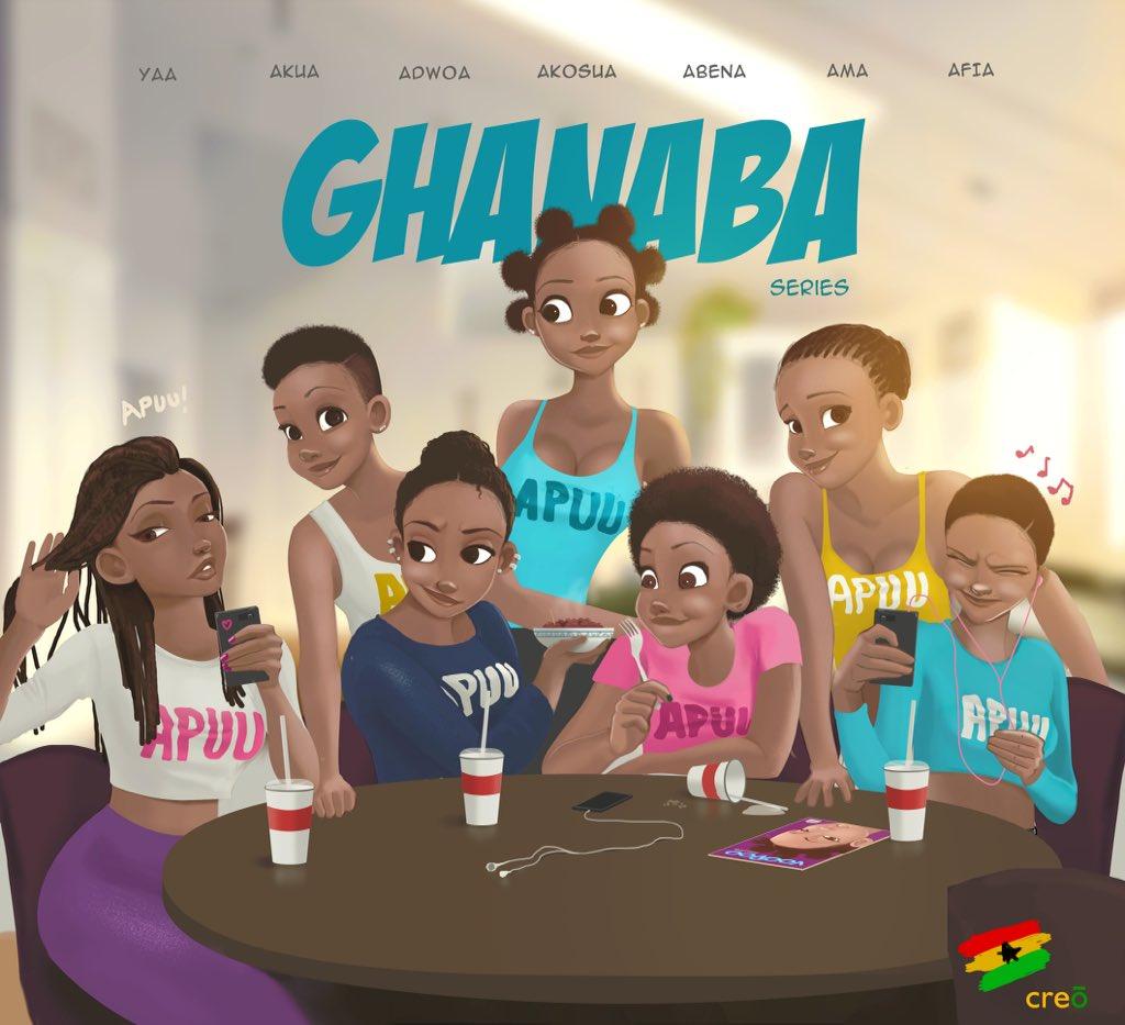 """Creo Concepts On Twitter: """"Yaa, Akua, Adwoa, Akosua, Abena"""